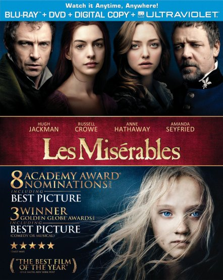 Les Misérables Bluray