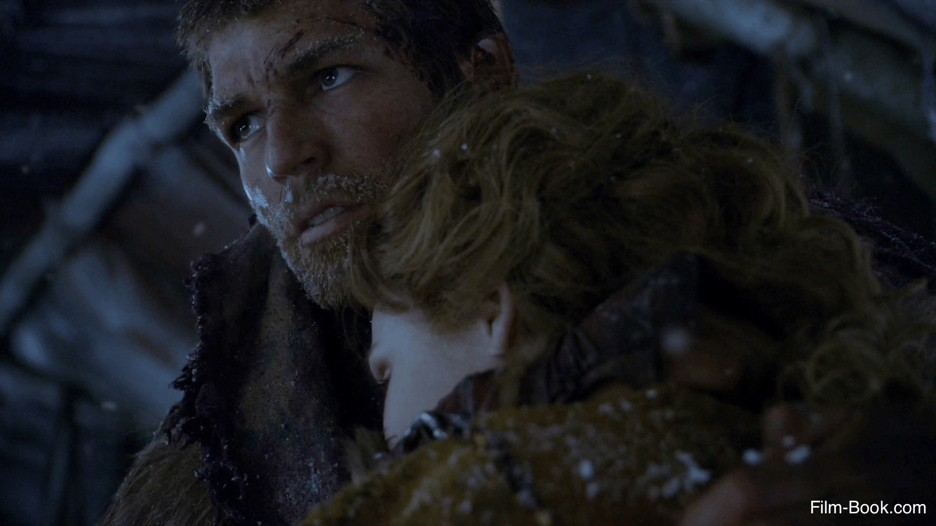 liam mcintyre spartacus war of the damned