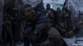 Manu Bennett Liam McIntyre Spartacus War of the Damned Mors Indecepta