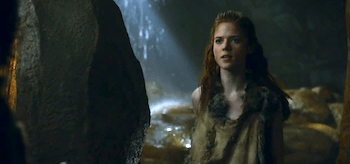 Rose Leslie Game of Thrones Season 3