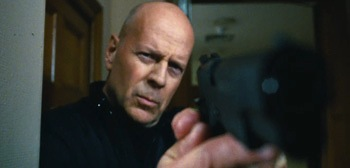 Bruce Willis Gun Red 2