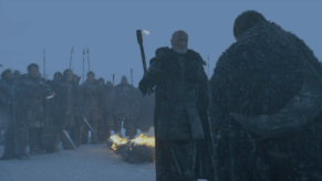 James Cosmo Game of Thrones Valar Dohaeris