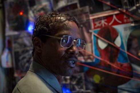 Jamie Foxx The Amazing Spider-Man 2