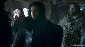 Kit Harington Rose Leslie Edward Dogliani Game of Thrones Valar Dohaeris