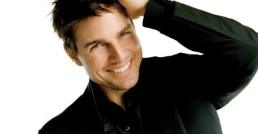 Tom Cruise Smiling