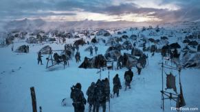 Wilding Camp Game of Thrones Valar Dohaeris