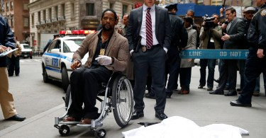 Blair Underwood Kenneth Choi Ironside