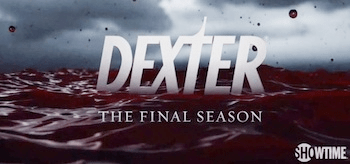 Dexter Season 8 Logo