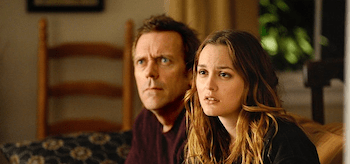 Leighton Meester Hugh Laurie The Oranges