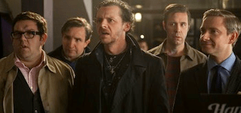 Martin Freeman Simon Pegg Paddy Considine Eddie Marsan Nick Frost The Worlds End
