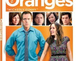 The Oranges Bluray