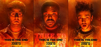 This is the End Movie Posters