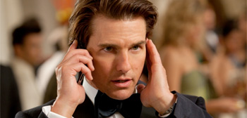 Tom Cruise Mission Impossible Ghost Protocol