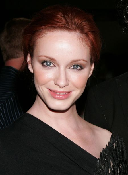Christina Hendricks Mad Men Season Three Premiere