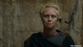 Gwendoline Christie Game of Thrones Mhysa