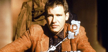 Harrison Ford Blade Runner Voight Kampff Machine