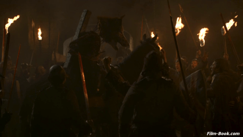 Richard Madden Grey Wind Head Game of Thrones Mhysa