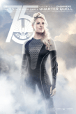 Stephanie Leigh 75th Hunger Games Quarter Quell District 2 Johanna movie poster