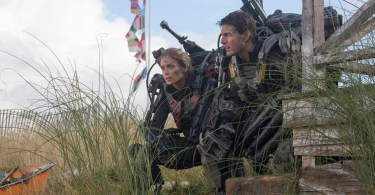 Tom Cruise Emily Blunt Edge of Tomorrow