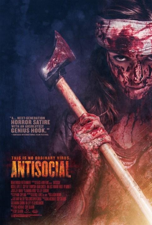 Antisocial Movie Poster