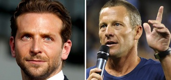Bradley Cooper Lance Armstrong