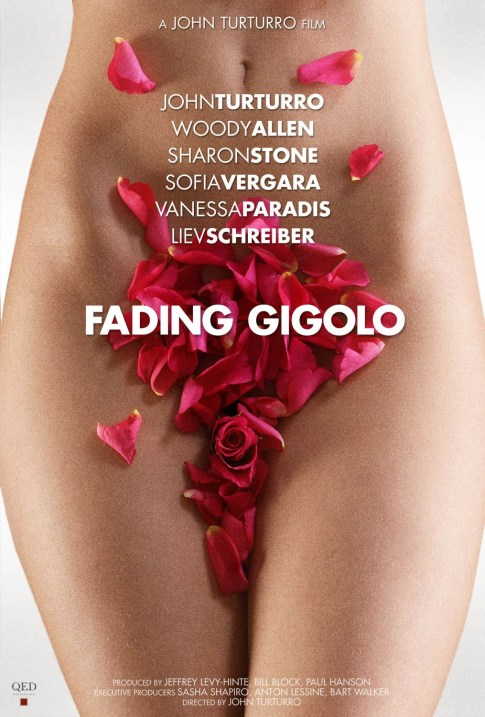 Fading Gigolo movie poster
