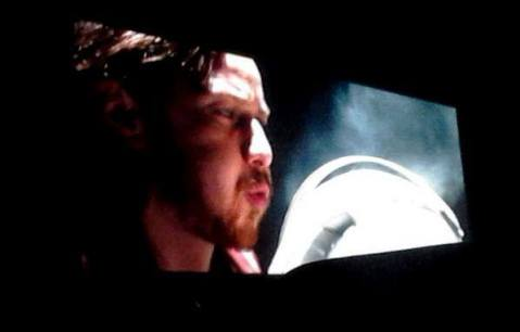 James McAvoy X-Men Days Of Future Past