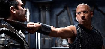 KArl Urban Vin Diesel Riddick