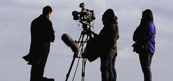 Television Camera Crew