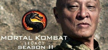 Cary Hiroyuki Tagawa Mortal Kombat Legacy Season 2