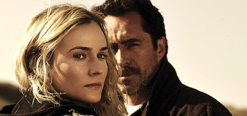 Diane Kruger Demián Bichir The Bridge