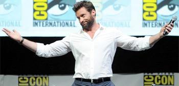 Hugh Jackman Comic Con 2013