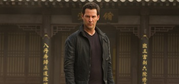 Keanu Reeves Man of Tai Chi