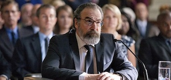 Mandy Patinkin Homeland Tin Man is Down