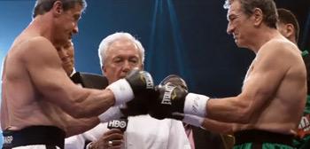 Robert De Niro Sylvester Stallone Grudge Match