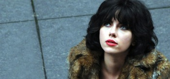 Scarlett Johansson Under the Skin