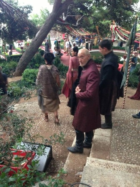 Charles Dance Game of Thrones Season 4