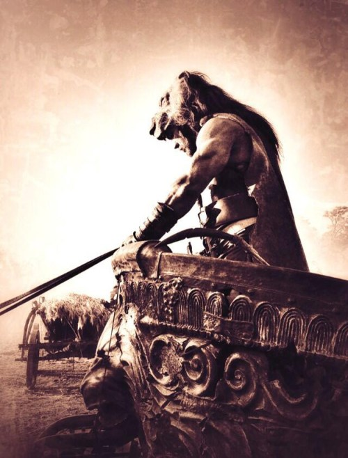 Dwayne Johnson Hercules The Thracian Wars
