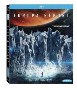 Europa Report Bluray