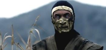 Ian Anthony Dale Mortal Kombat Legacy