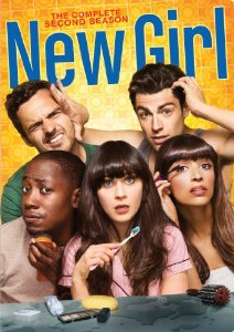 New Girl The Complete Second Season