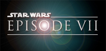Star Wars Episode 7 Logo