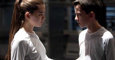 Asa Butterfield Hailee Steinfeld Enders Game