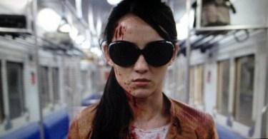 Bloody Girl Train The Raid 2 Berandal