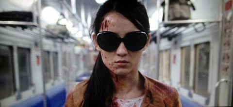 Bloody Girl Train The Raid 2 Berandal