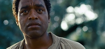 Chiwetel Ejiofor 12 Years a Slave