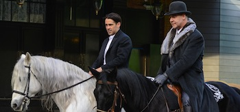 Colin Farrell Russell Crowe Winter's Tale