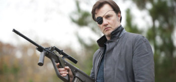 David Morrissey The Walking Dead