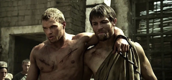 Kellan Lutz Liam McIntyre Hercules The Legend Begins