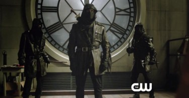 League of Assassins Arrow